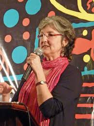Barbara Kingsolver at the 2010 San Miguel Writers' Conference