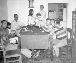 Neal Cassady in San Miguel de Allende 1967