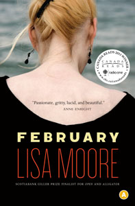February by Lisa Moore