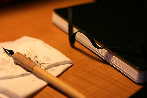 Journal and Pen