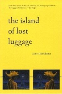 """The Island of Lost Luggage"" by Janet McAdams"