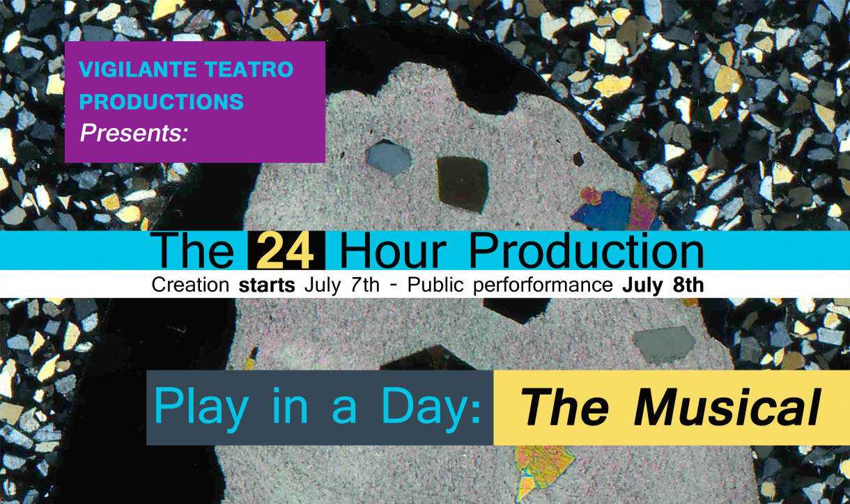 Play in a Day: The Musical