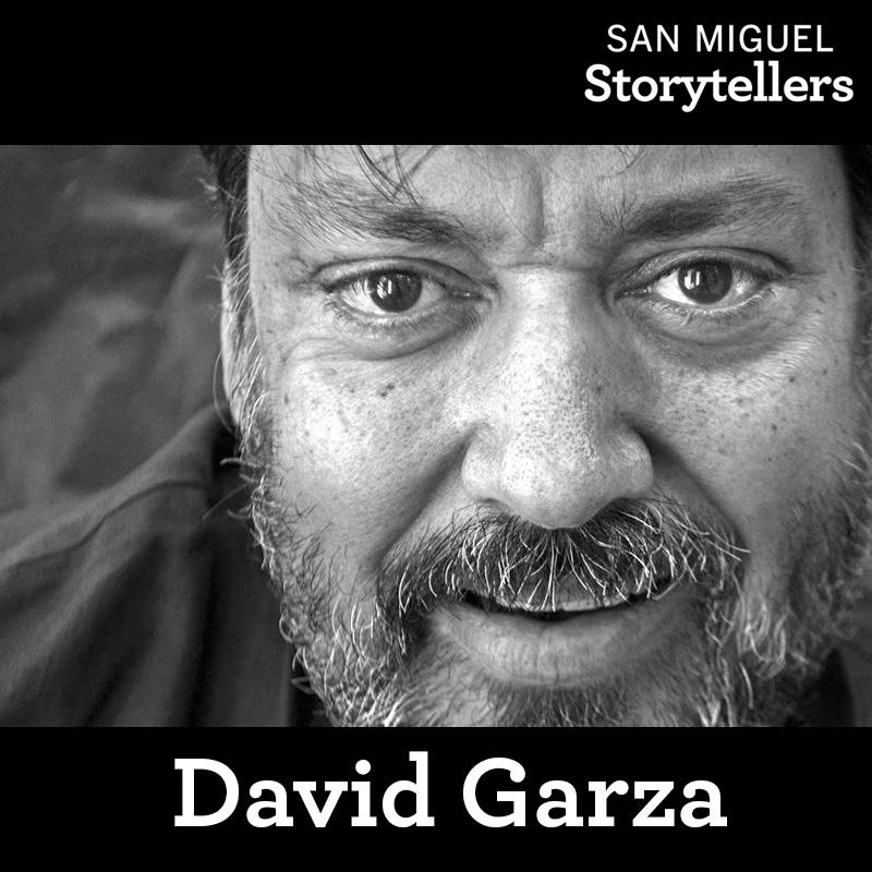 David Garza TalkStory