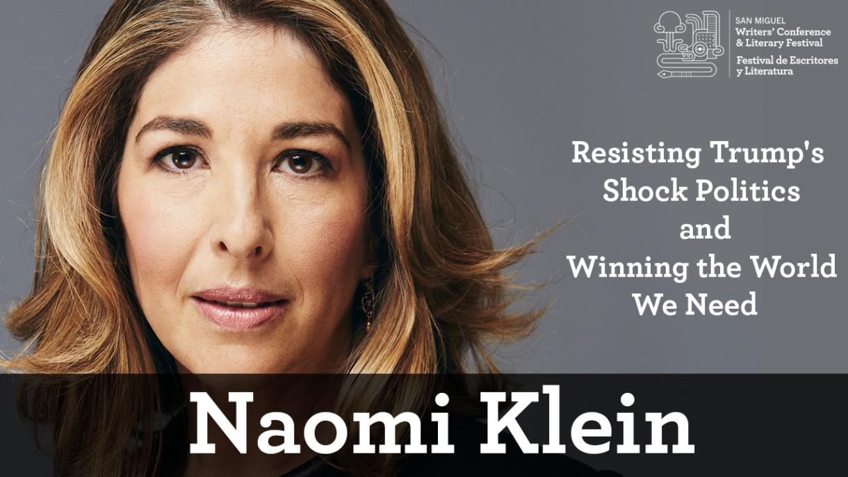 Naomi Klien Shock Politics