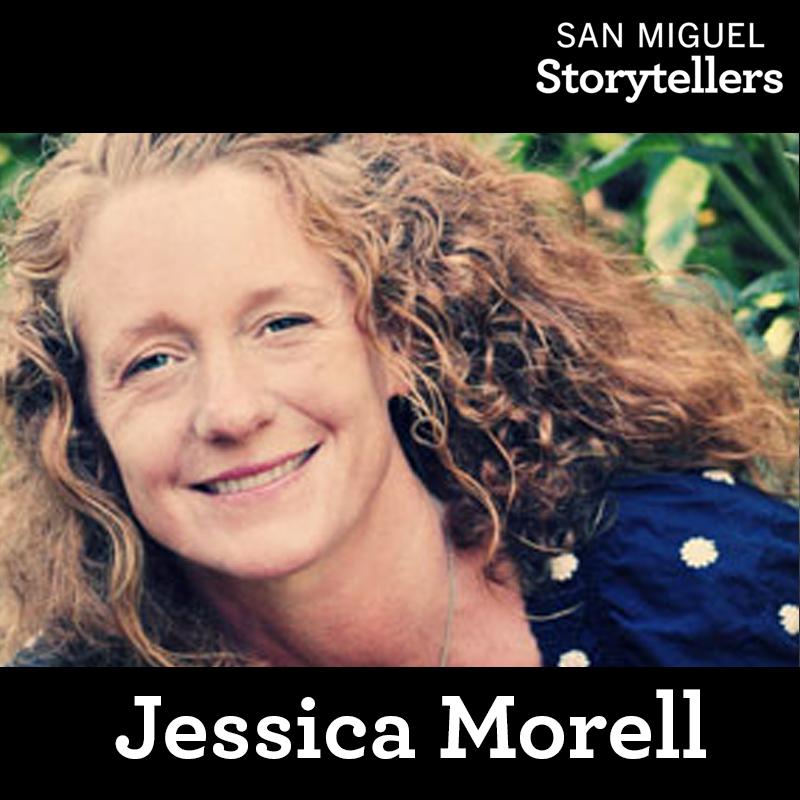 Jessica Morell - TalkStory