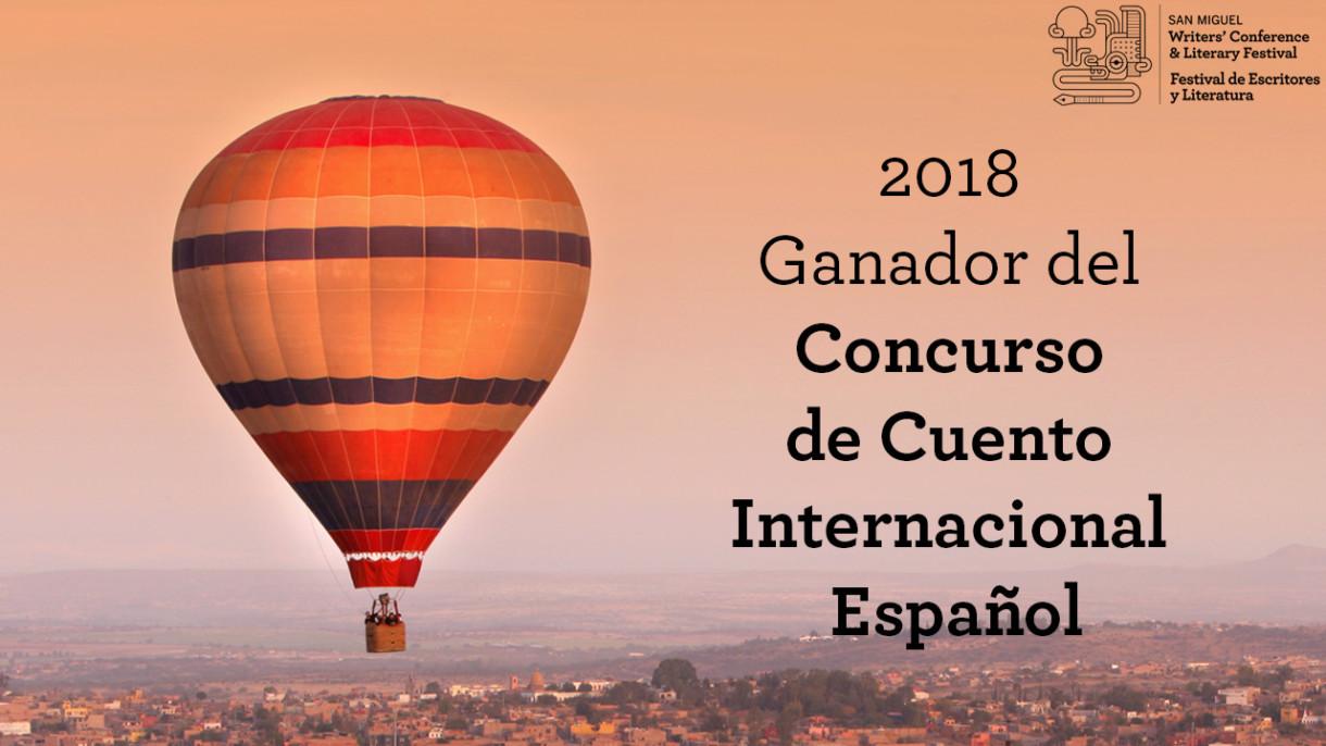 Concurso de Cuento Espanol 2018