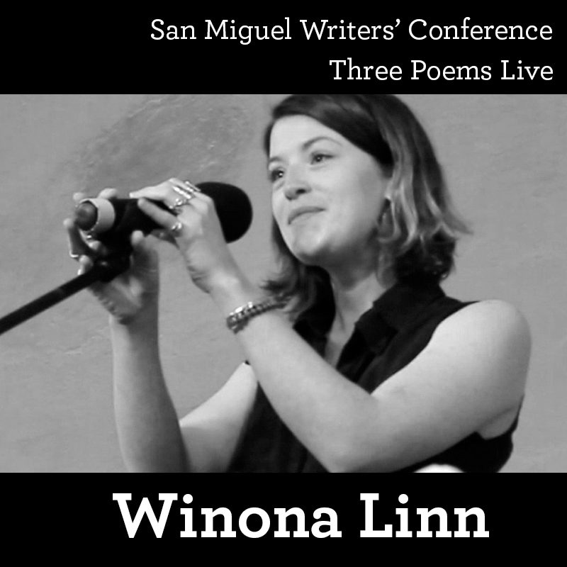 Winona Linn | San Miguel Writers' Conference