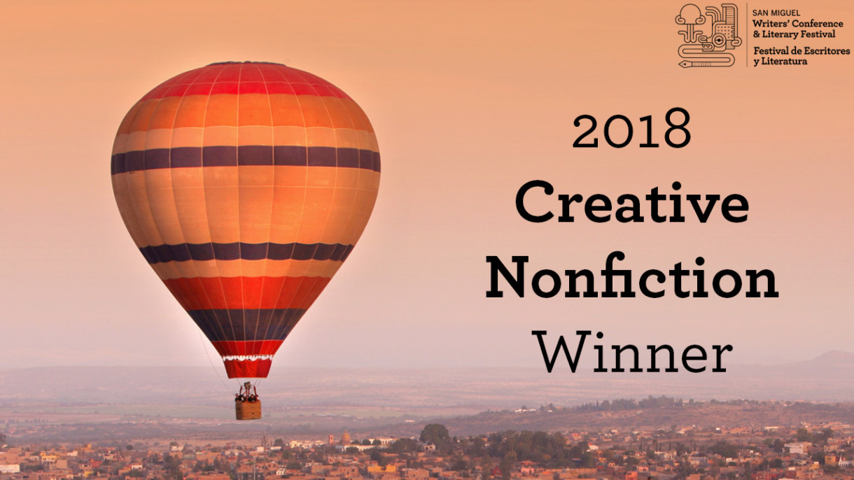 SMWC Writing Contest Nonfiction 2018
