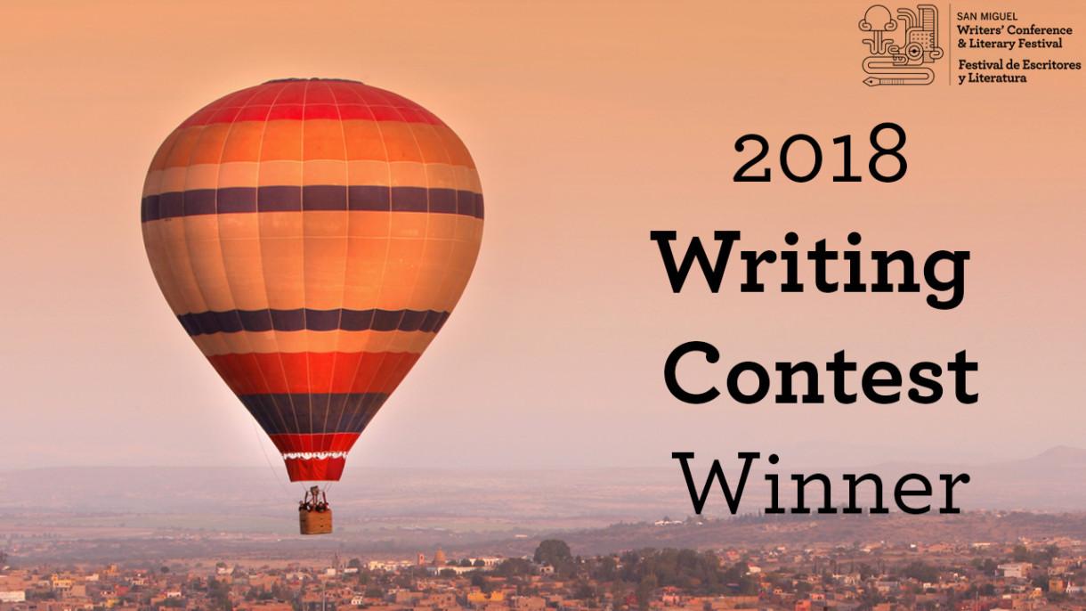 SMWC Writing Contest Winner 2018