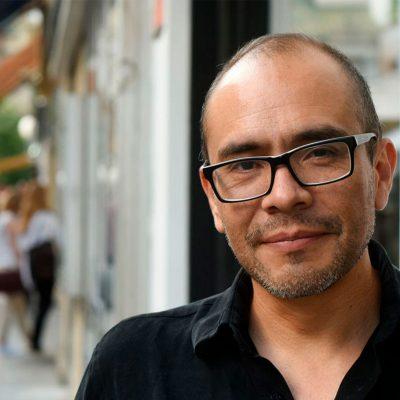 Yuri Herrera (Cortesia Editorial Periferica)