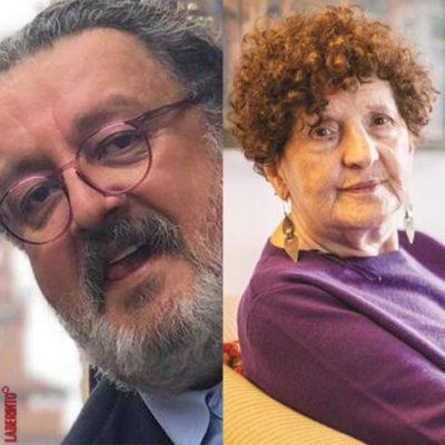 Jorge F. Hernández y Margo Glantz
